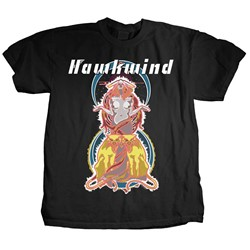 Hawkwind - Mens Space Ritual T-Shirt