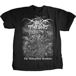 Dark Throne - Mens Underground Resistance T-Shirt
