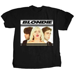 Blondie - Mens Hot Lips T-Shirt