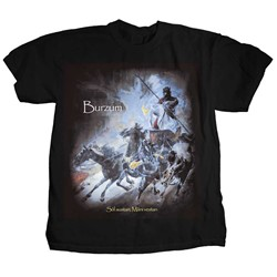 Burzum - Mens Sol Austan, Mani Vestan T-Shirt