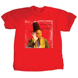 Captain Beefheart - Mens Trout Mask Replica T-Shirt