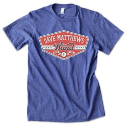 Dave Matthews Band - Mens East Side T-Shirt