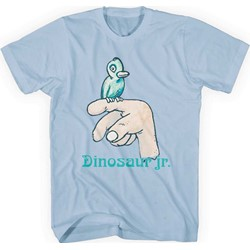 Dinosaur Jr. - Mens Bird Tee T-Shirt
