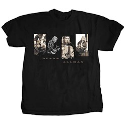 Duane Allman - Mens Re-Evolution T-Shirt