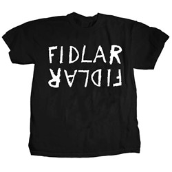 FIDLAR - Mens Flipped Logo T-Shirt