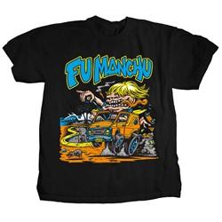 Fu Manchu  - Mens Van Dude T-Shirt