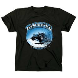 Fu Manchu  - Mens Daredevil T-Shirt