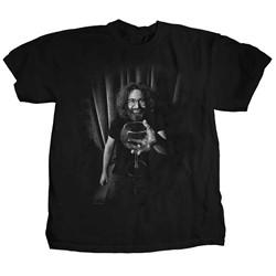 Jerry Garcia - Mens Salutations T-Shirt