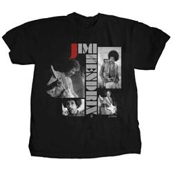 Jimi Hendrix - Mens Re-Evolution T-Shirt