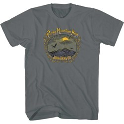John Denver - Mens Rocky Mountain High T-Shirt
