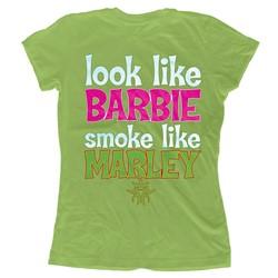 Kottonmouth Kings - Womens Smokes Like  Marley T-Shirt