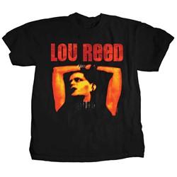 Lou Reed - Mens Rock 'n' Roll Animal T-Shirt