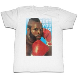 Mr. T - Mens Bust You Up T-Shirt