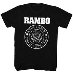 Rambo - Mens Rambones T-Shirt
