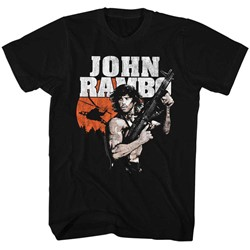 Rambo - Mens John Rambo T-Shirt