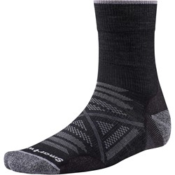 Smartwool - Unisex-Adult PhD® Outdoor Light Mid Crew Socks