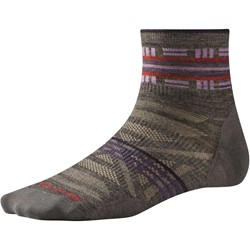Smartwool - Women's PhD® Outdoor Ultra Light Pattern Mini Socks