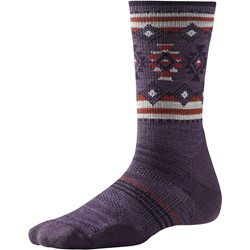 Smartwool - Women's PhD® Outdoor Light Pattern Crew Socks