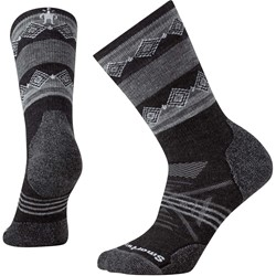 Smartwool - Women's PhD® Outdoor Medium Pattern Crew Socks