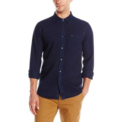 RVCA - Mens Johnny Longsleeve Woven Shirt