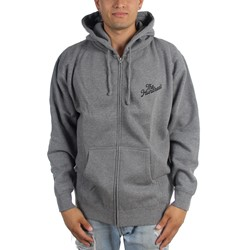 The Hundreds - Mens Forever Slant Zip-Up Hoodie