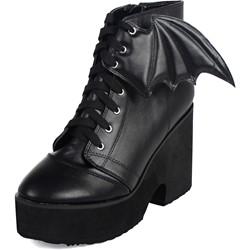 Iron Fist - Womens Bat Wing Boot