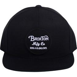 Brixton - Unisex-Adult Wheeler Snapback Hat