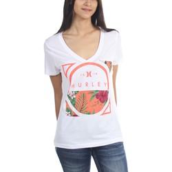Hurley - Womens Observatory Premium V-Neck T-Shirt