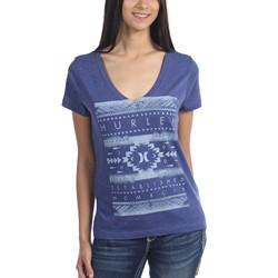 Hurley - Womens Sun City Prem V-Neck T-Shirt