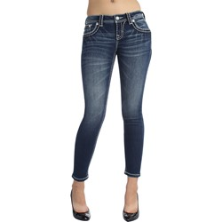 Miss Me - Womens Skinny Ankle Jeans