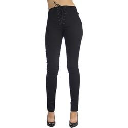 Tripp NYC - Womens High Waist Corset Pants