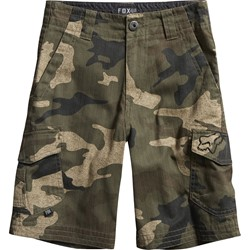 Fox - Boys Slambozo Camo Cargo Shorts