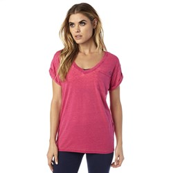 Fox - Womens Whirlwind V-Neck T-Shirt