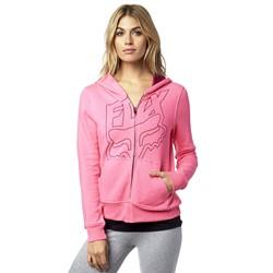 Fox - Womens Specific Zip Zip-Up Hoodie