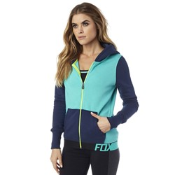 Fox - Womens Certain Zip Zip-Up Hoodie