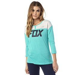 Fox - Womens Matrixx Ls Henley Longsleeve Shirt