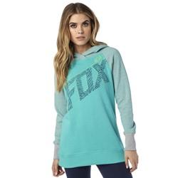 Fox - Womens Definite Pullover Pullover Hoodie
