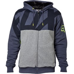 Fox - Mens Kaos Sasquatch Zip Fleece Hoodie