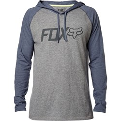 Fox - Mens Diskors Hooded Ls Knit Longsleeve Shirt