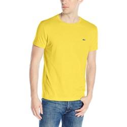 Lacoste Men's Short Sleeve Jersey Pima Regular Fit T-Shirt