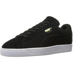 Puma - Mens Suede Classic Debossed Shoes