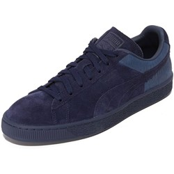 Puma - Mens Suede Classic Casual Emboss Shoes