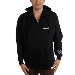 Diamond Supply Co. - Mens Heavyweights Zip Hoodie