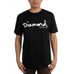 Diamond Supply - Mens Og Script T-Shirt