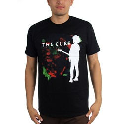 The Cure - Mens Boys Dont Cry T-Shirt