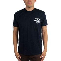 Dark Seas - Mens Flat Fish Fitted T-Shirt