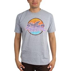 Street Fighter - Mens Logo T-Shirt
