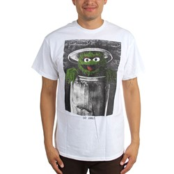 Sesame Street - Mens Oscar The Grouch T-Shirt