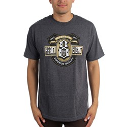 Rebel 8 - Mens Cigarillo T-Shirt