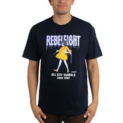 Rebel 8 - Mens All City Vandals T-Shirt
